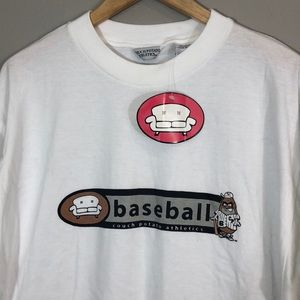 NWT Men's Baseball T-shirt